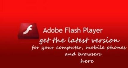 download Adobe Flash Player free