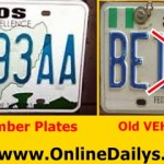 List of Approved Centres to Obtain New Car Number Plates