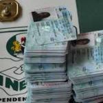 PVCs Collection is on again, till 8th Feb 2015