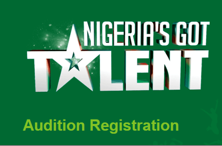 Nigeria's Got Talent 2015 Registration