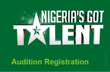 Nigeria's Got Talent 2015 Registration