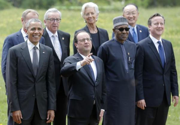 2015 G7 summit photos in Germany