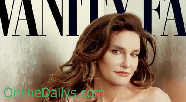 Bruce Jenner reveals new name Caitlyn
