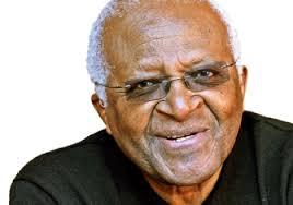 Retired archbishop Desmond Tutu