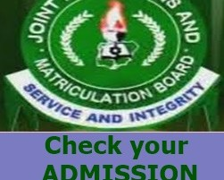 JAMB.org.ng 2015/2016 Admission Status Checker