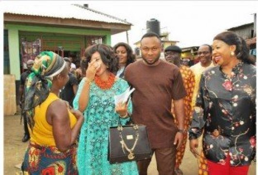 Tonto Dikeh introduction pictures 2