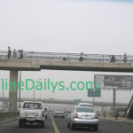 109 persons arrested for crossing expressway in Lagos State