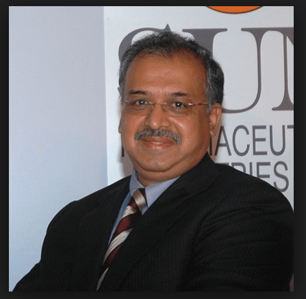Dilip Shanghvi is the second richest man in indian