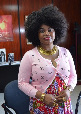 Nigerian-Spanish lawyer, Helen Mukoro Idisi for President of Spain 2015