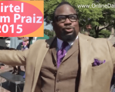 Hezekiah Walker to feature in the Airtel Adom Praiz 2015
