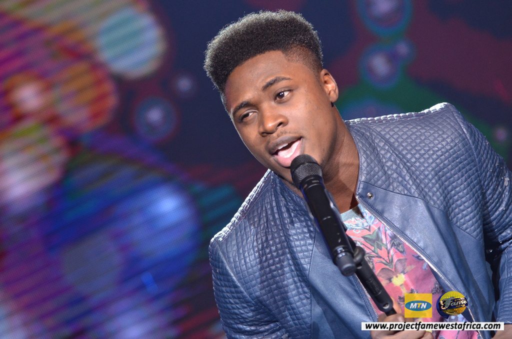 Jeffrey Akoh wins Season 8 of MTN Project Fame West Africa