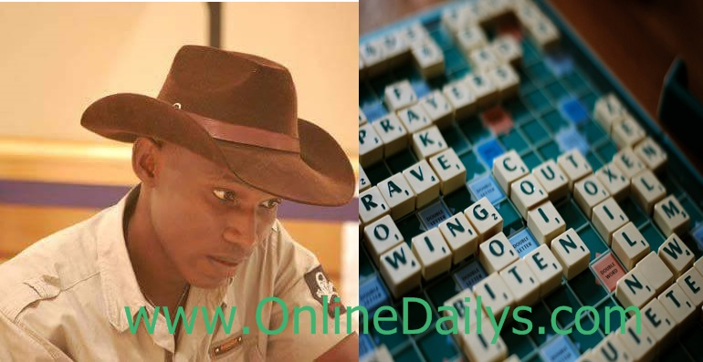 2015 World Scrabble Champion from Nigeria