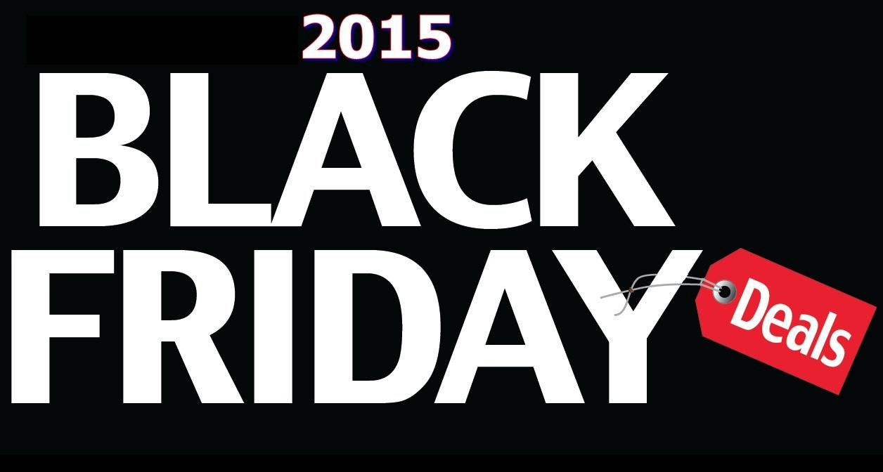 Black Friday deals 2015