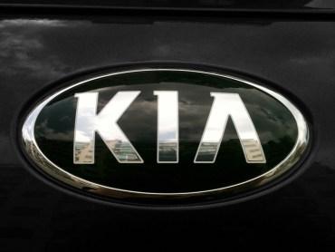 KIA car logo