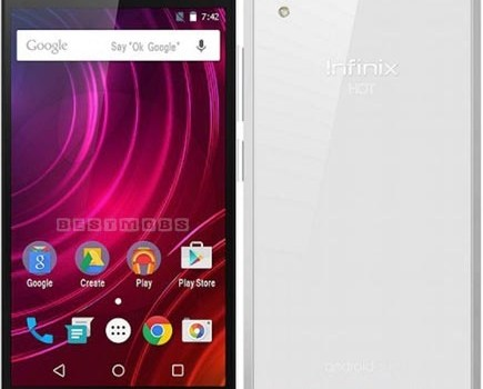 Infinix Hot 2 Android Phone