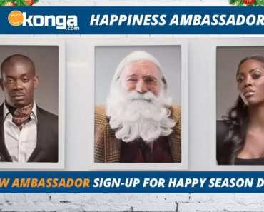 see the Konga.com Sign New Ambassador