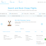 Compare and Buy Cheap Flights From Nigeria to another Countries