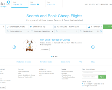 Compare and Buy Cheap Flights