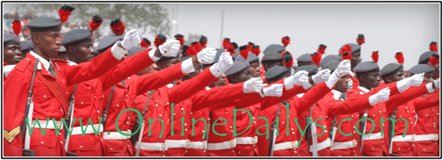 2016 NDA 68th Regular Course Application Form - Photo