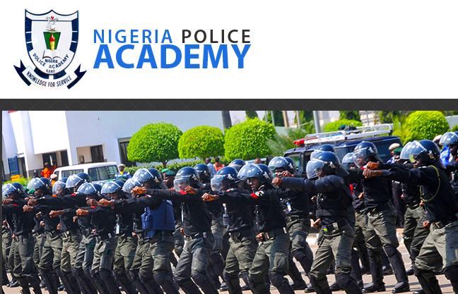 2016 Nigeria Police Academy Application Form