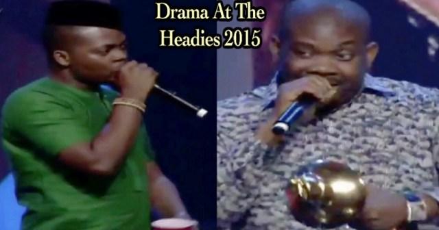 Full Video of Olamide vs Don Jazzy