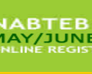 NABTEB May June 2016 Form - logo