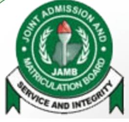 Reprint 2016 JAMB Exam Slip - logo