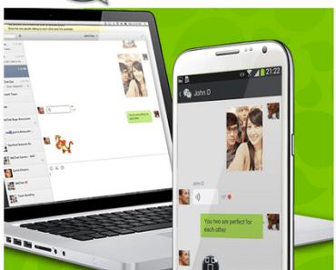 WeChat Sign Up for desktop - Banner