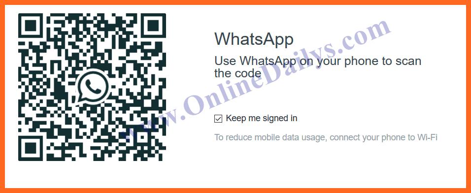 How to Use Whatsapp Online on Desktop PC - www Whatsapp com