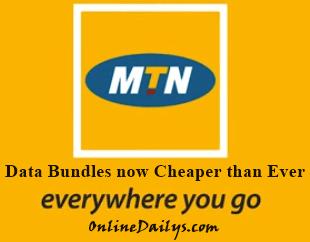 MTN Nigeria Data Plans