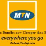 MTN Nigeria Data Plans, Internet Subscription Codes & Price