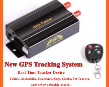 GPS Web Tracking System