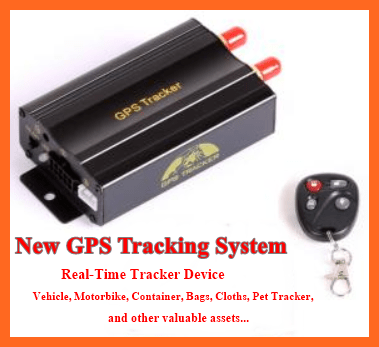 GPS Web Tracking System