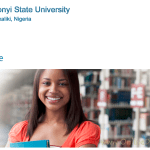 EBSU POST UTME Form 2016 – 2017 / Screening Date is Out