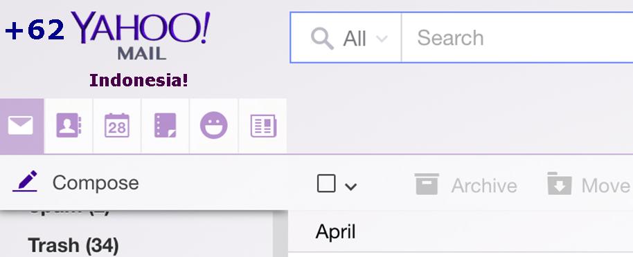 +62 Yahoo Sign Up