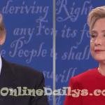 USA First Presidential Debate Video: Hillary Clinton Vs Donald Trump