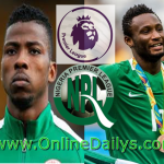 Nigeria Highest Paid Footballer Premier League – Iheanacho Salary Tops Mikel Obi As Highest Paid