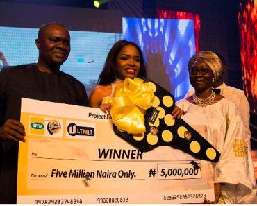 Okiemute Ighorodje wins Project fame season 9 2016