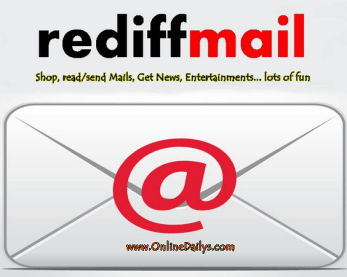 Rediffmail Sign Up Account