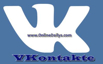 VKontakte Account Registration | VK Sign Up | www.VK.com Sign In