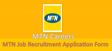 MTN Job Recruitment Application