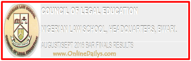 NLS Result Bar Part ii Checking 2016