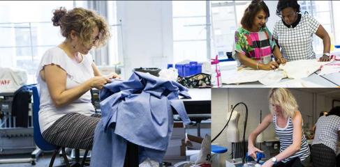 Sewing Cloth Making