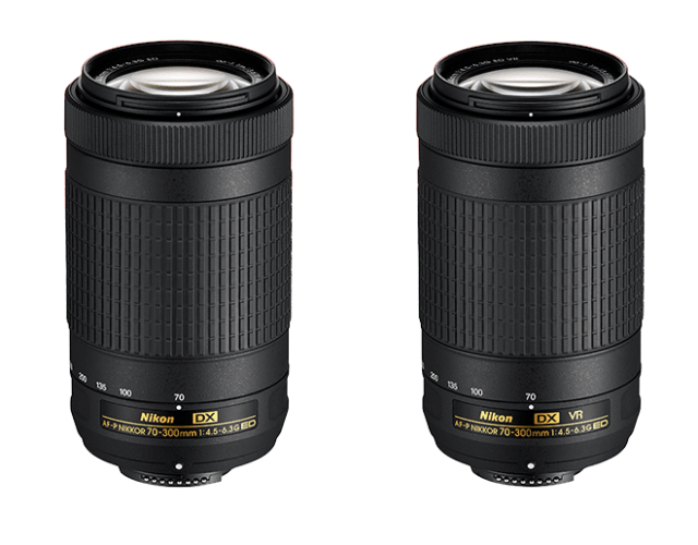 New Nikon super-telephoto zooms
