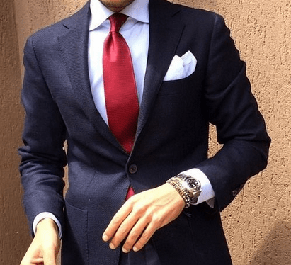 suitpocket Suit Rules For Men
