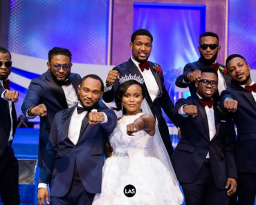 Top Nigerian Celebrity Weddings