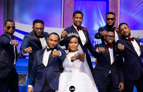 Top Nigerian Celebrity Weddings