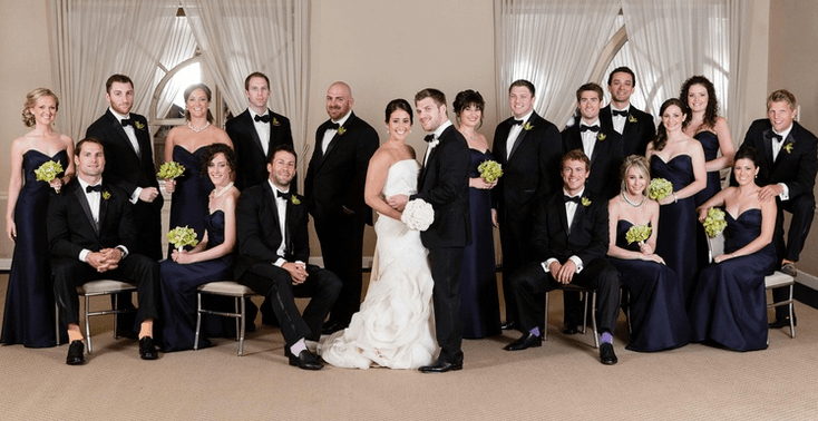 Top Rule Guides For Choosing A Bridesmaids And Groomsmen 5