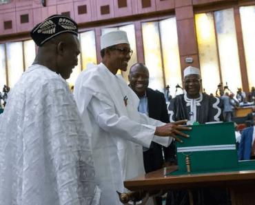 Nigerian 2017 Budget Breakdown And Analysis