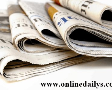 Nigerian Daily Newspapers And Their Websites